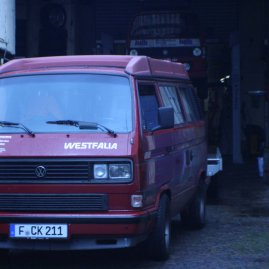 VW T3 Westfalia